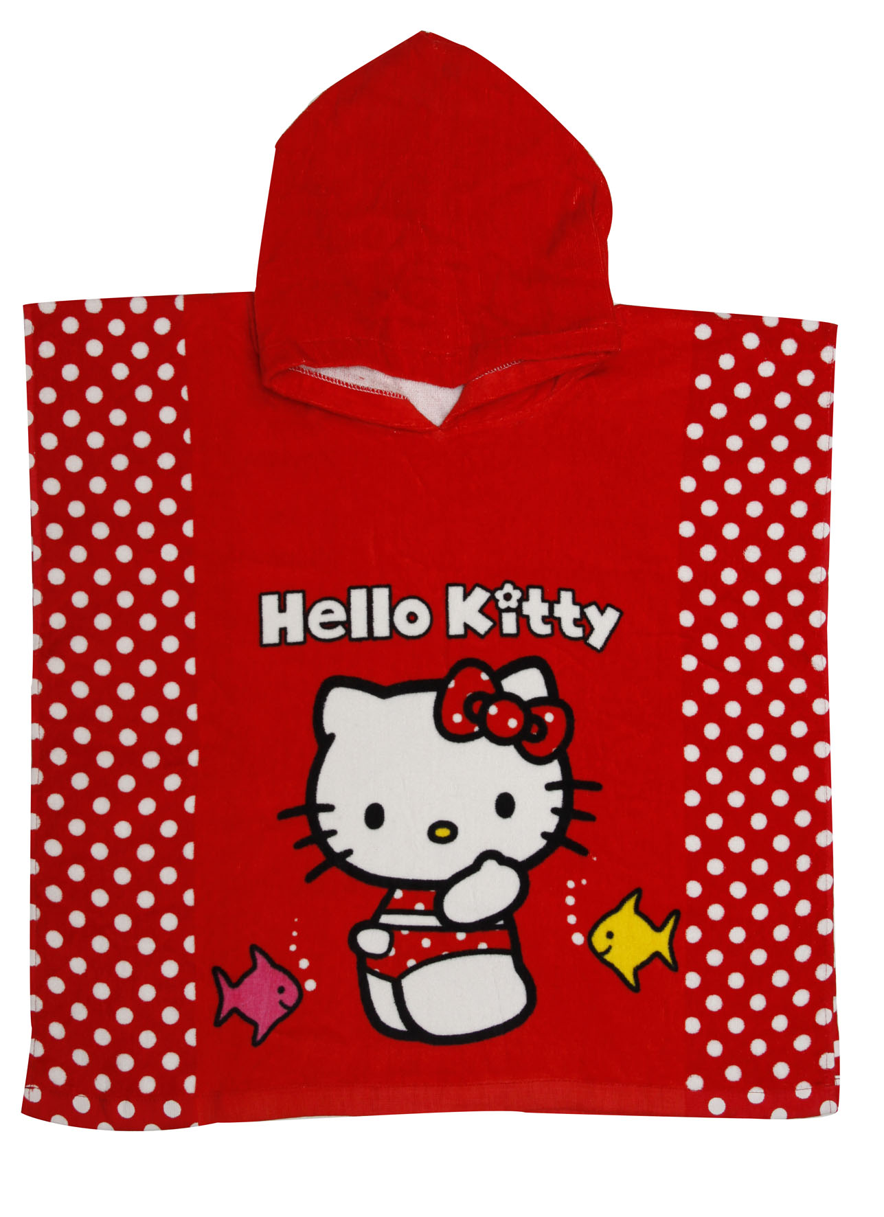 Pončo Hello Kitty 09071
