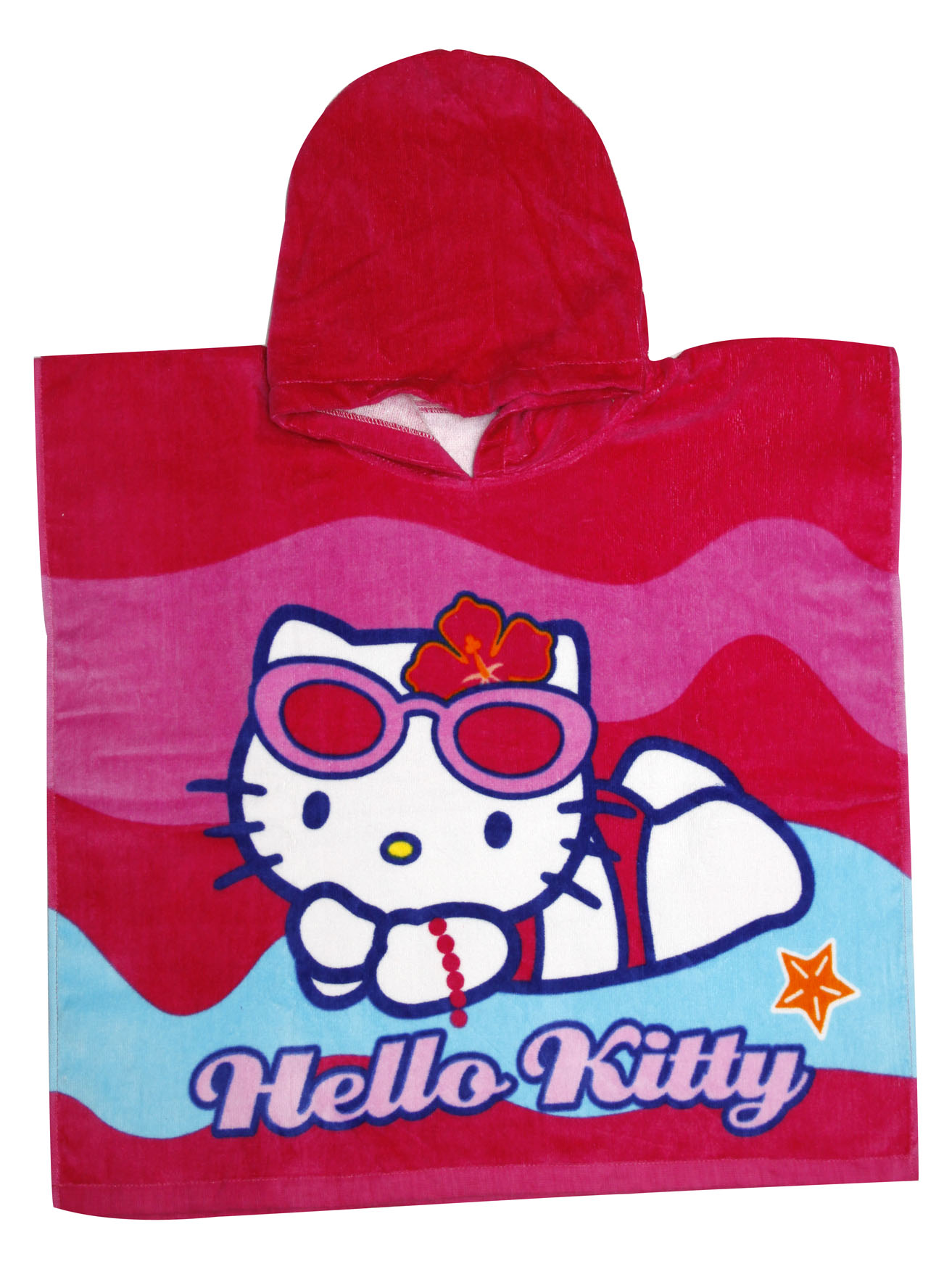 Pončo Hello Kitty 09072