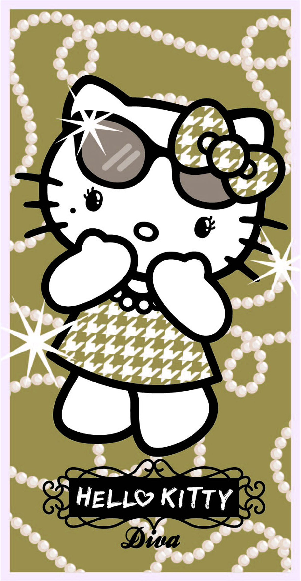 osuška Hello Kitty 75 x 150 - HK09016