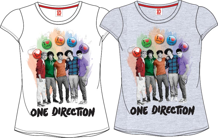 triko One Direction KR - 003