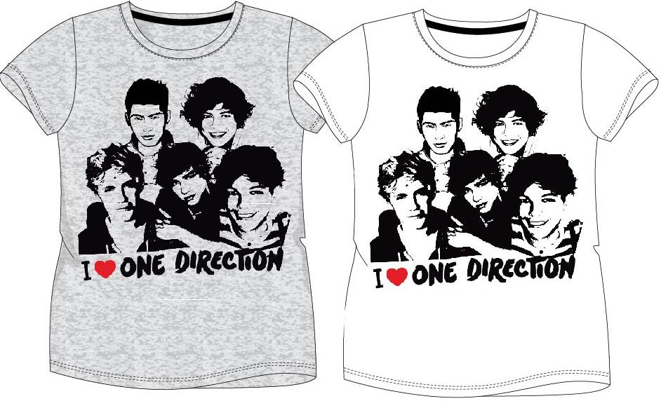 triko One Direction KR - 009
