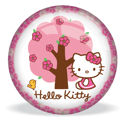 Míč Hello Kitty 14 cm