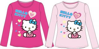 triko Hello Kitty DR srdce 1760