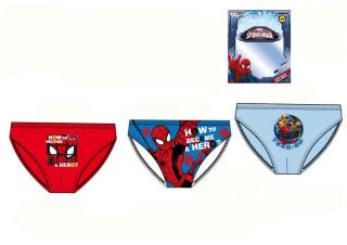 slipy  spiderman 3 pack - 3034