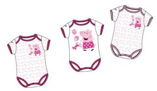 body Peppa Pig 3 kusy 5645